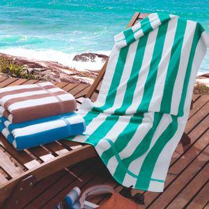 Toalha de Piscina para Hotel 80x150cm Lufamar New Summer Listrada