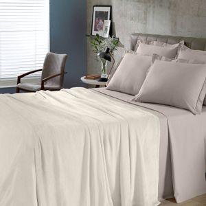 Manta de Microfibra Queen Size 180x220cm com 200g/m² Buettner Flannel Comfy