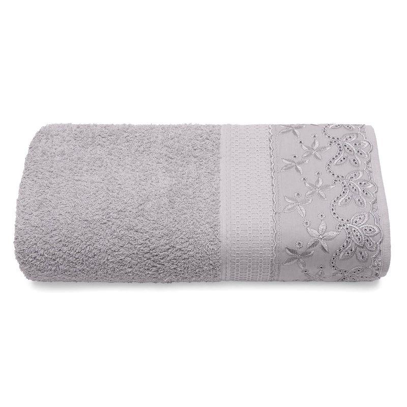 toalha-de-banho-com-renda-70x140cm-em-algodao-500-gramas-buettner-flora-cinza-principal