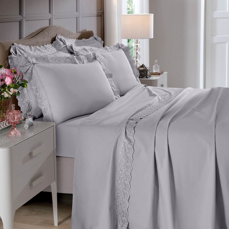 jogo-de-cama-4-pecas-queen-size-180-fios-com-renda-e-dobra-feita-buettner-flora-cinza-vitrine