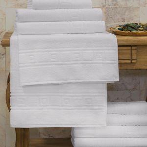 Toalha de Banho Gigante para Hotel 102x150cm Buettner Premium