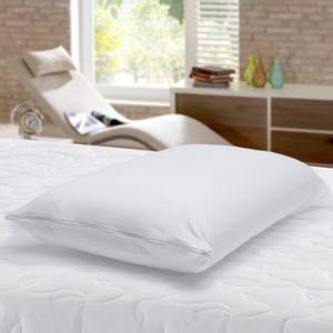 Travesseiro Regulável Viscoelástico com Capa em 100% Algodão Bristol Buettner